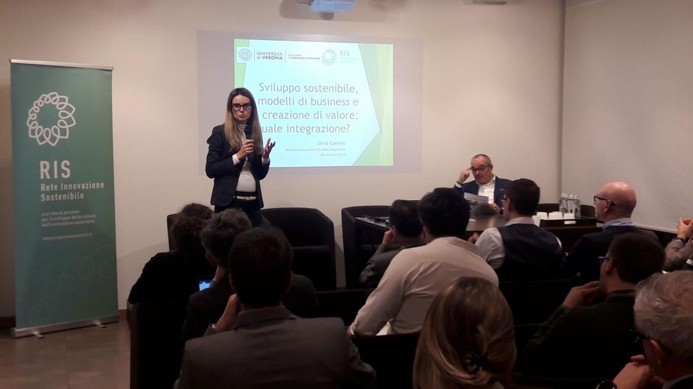 Impresa e Sostenibilità - Silvia Cantele