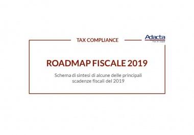 Roadmap fiscale 2019