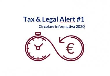 Adacta Tax&Legal Alert