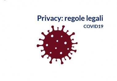 Privacy e Coronavirus
